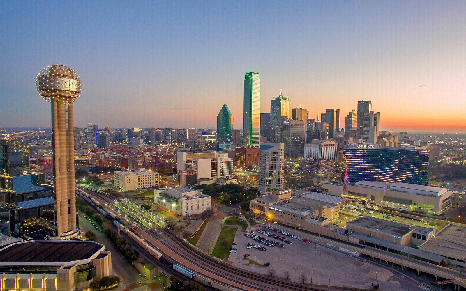 Dallas Texas America's Rudest Cities