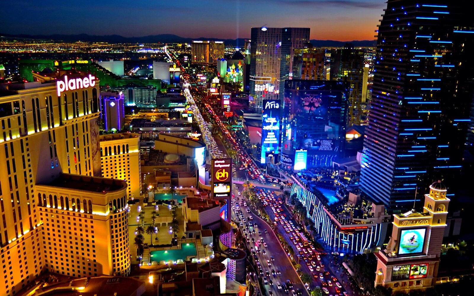 Las Vegas Nevada America's Rudest Cities
