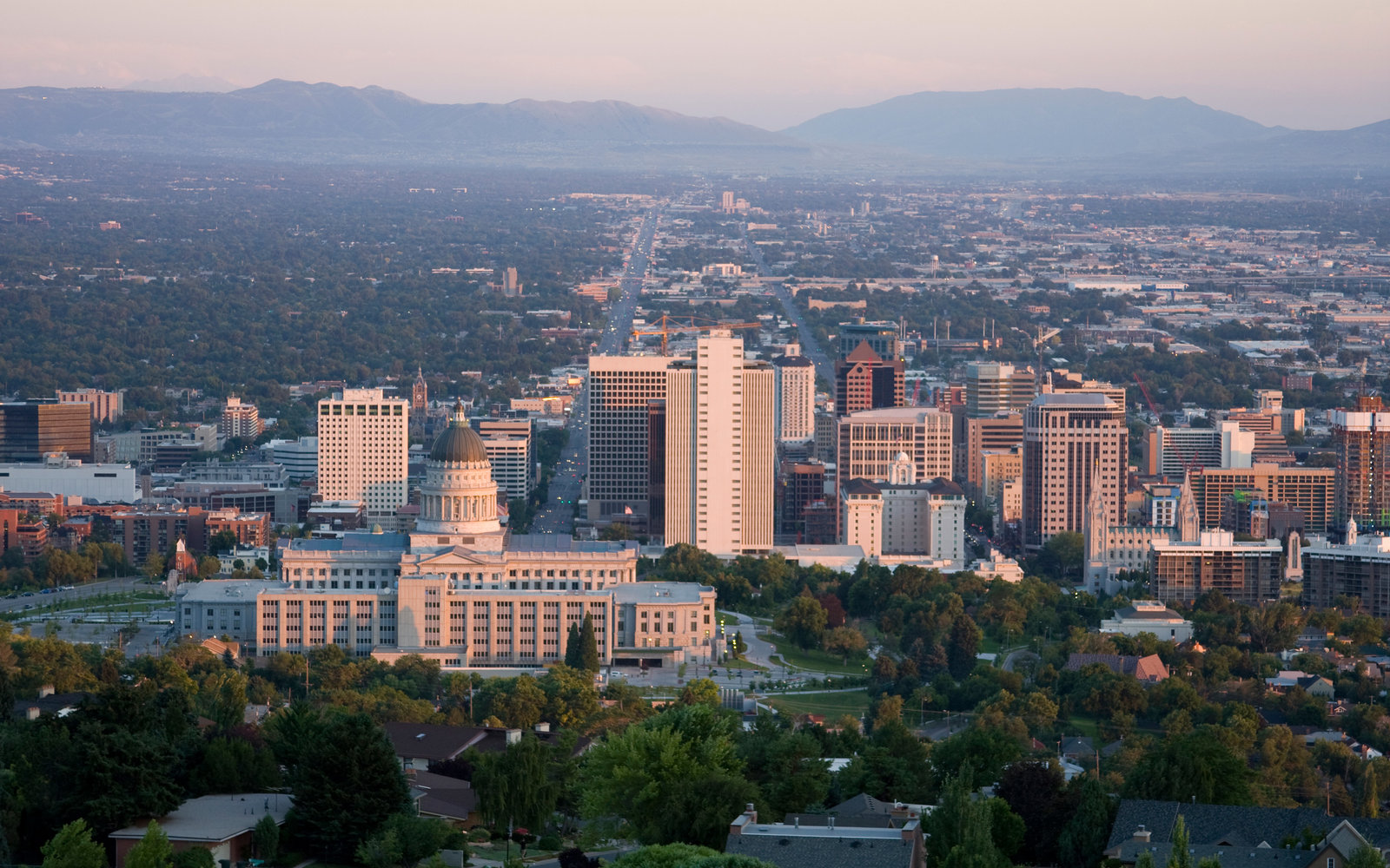 Salt Lake City America's Rudest Cities