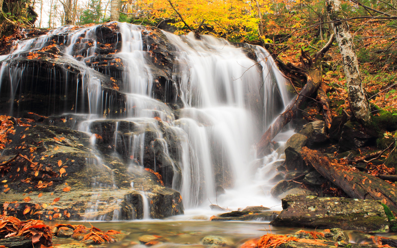 Best Vermont Fall Foliage Locations Travel Leisure - 8 best places in the us to watch fall foliage