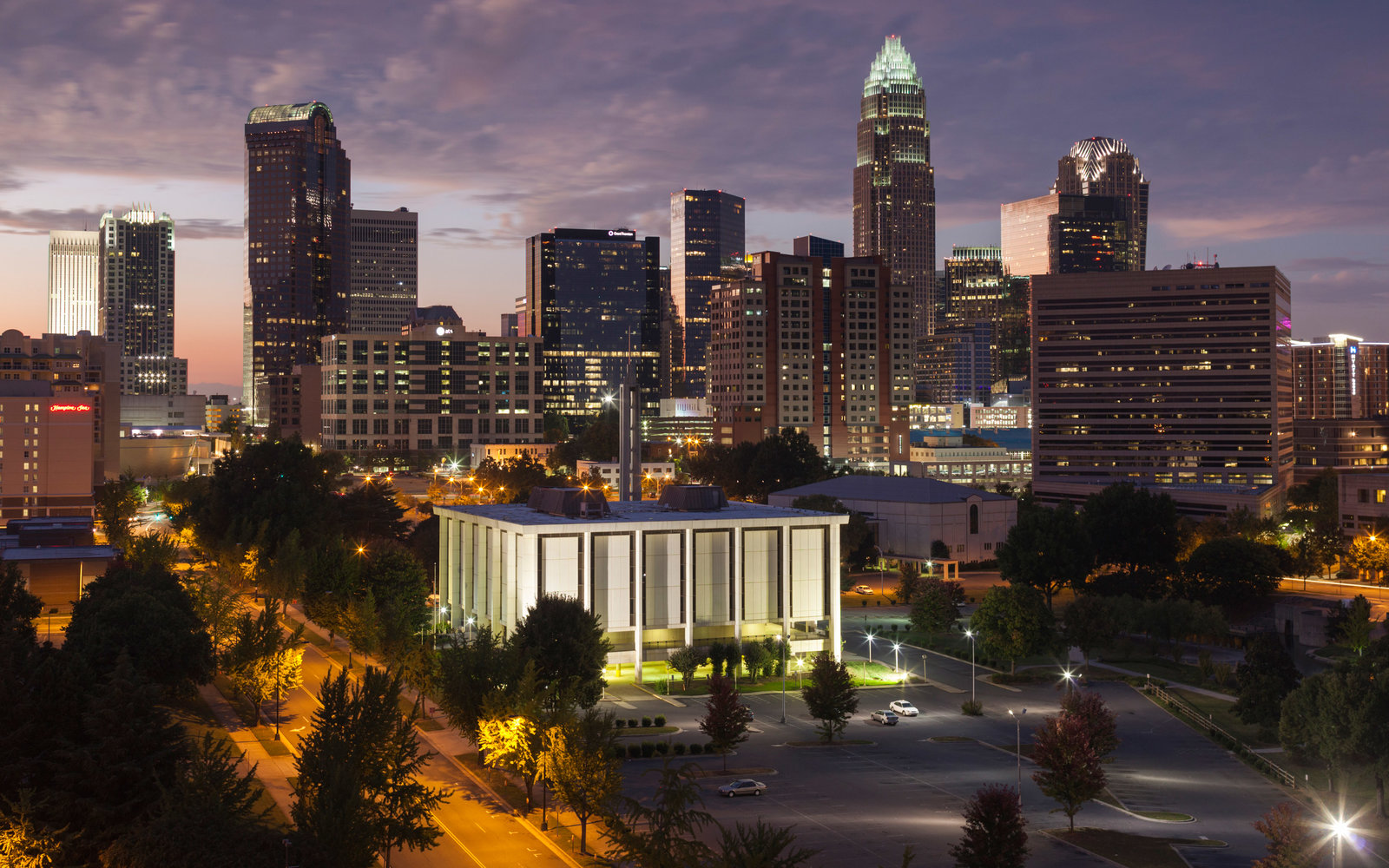14. Charlotte,  North Carolina