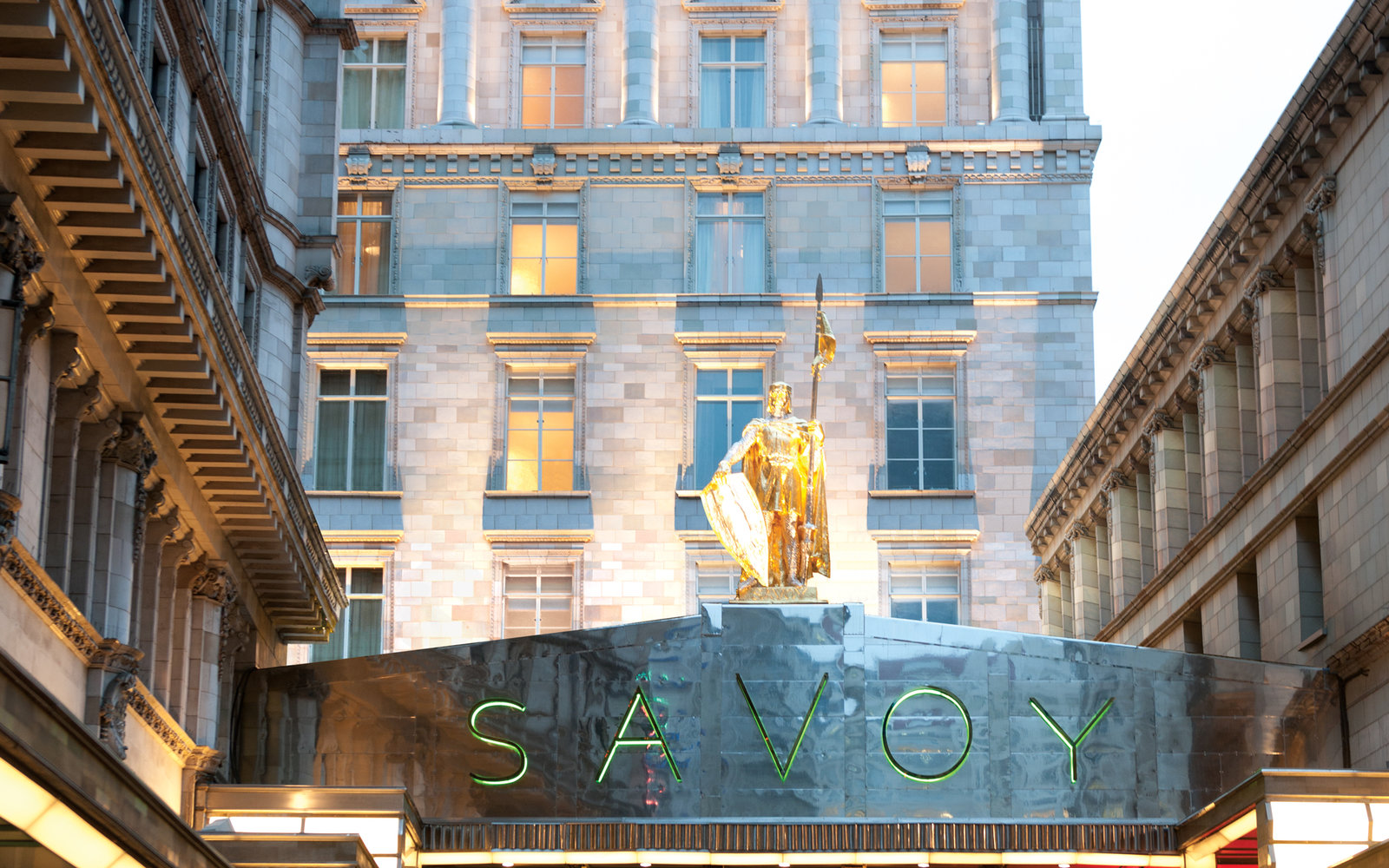Savoy Hotel, London, England