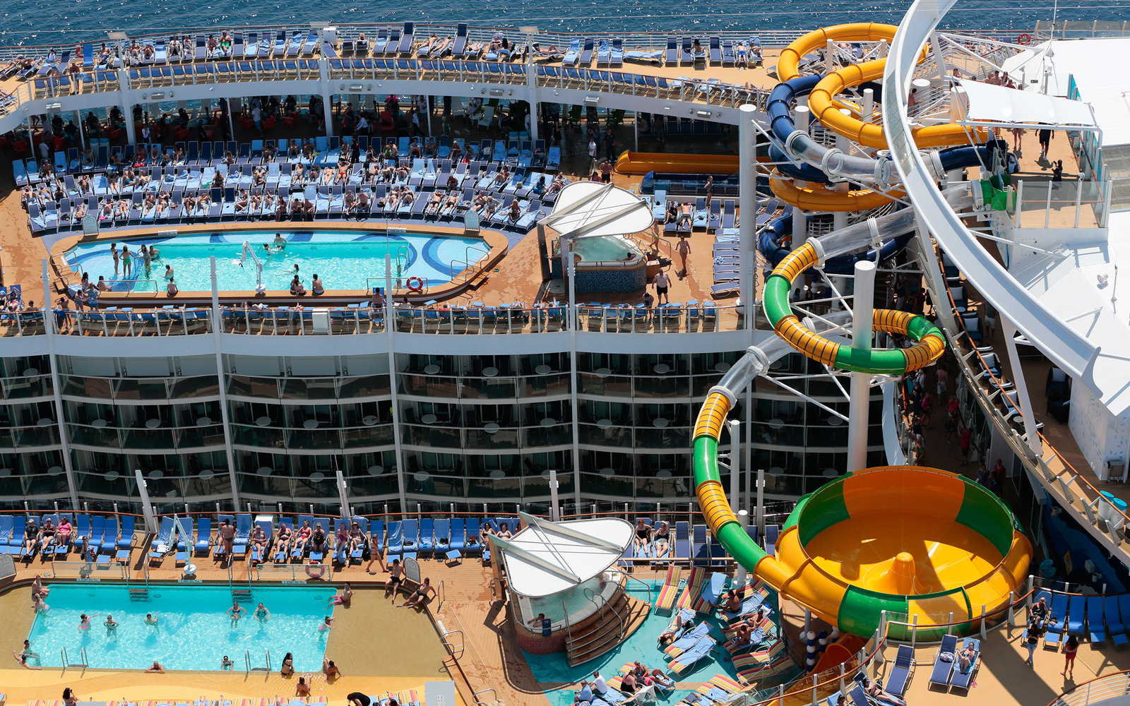 Explore The Beauty Of Caribbean: Royal Caribbean's Harmony Of The Seas