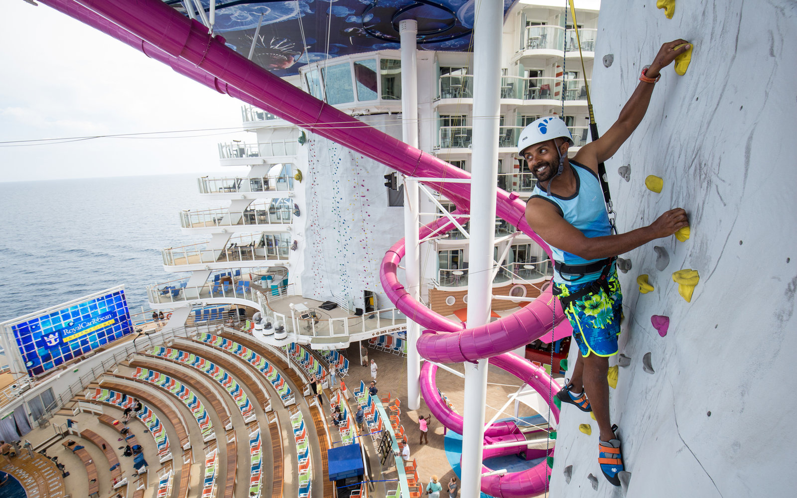 Royal Caribbean's Harmony of the Seas| Travel + Leisure