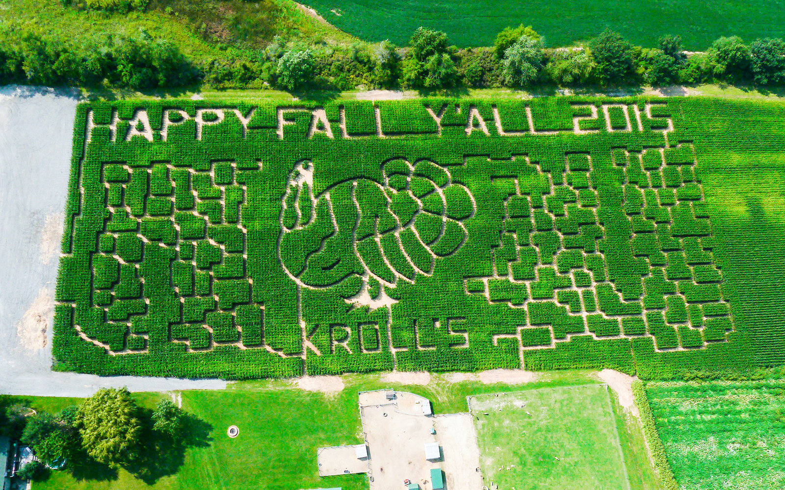 Kroll's Fall Harvest Pumpkin Farm