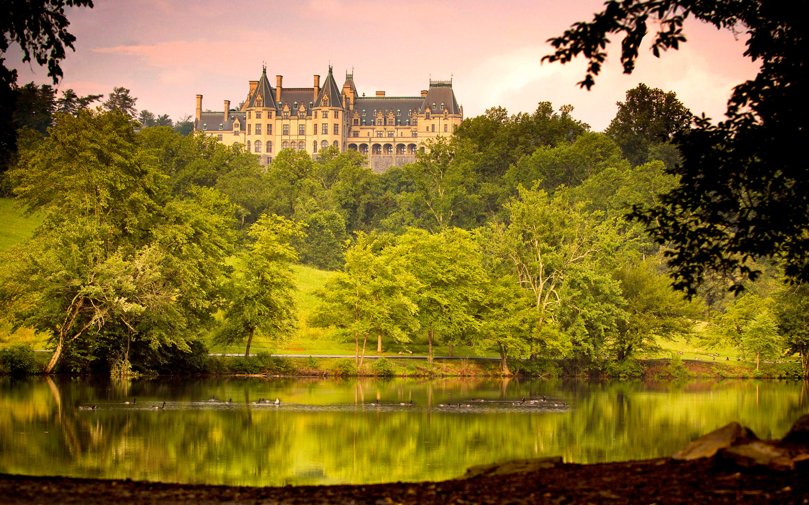 Asheville Nc Colleges And Universities >> The History and Charm of North Carolina's Biltmore Estate | Travel + Leisure