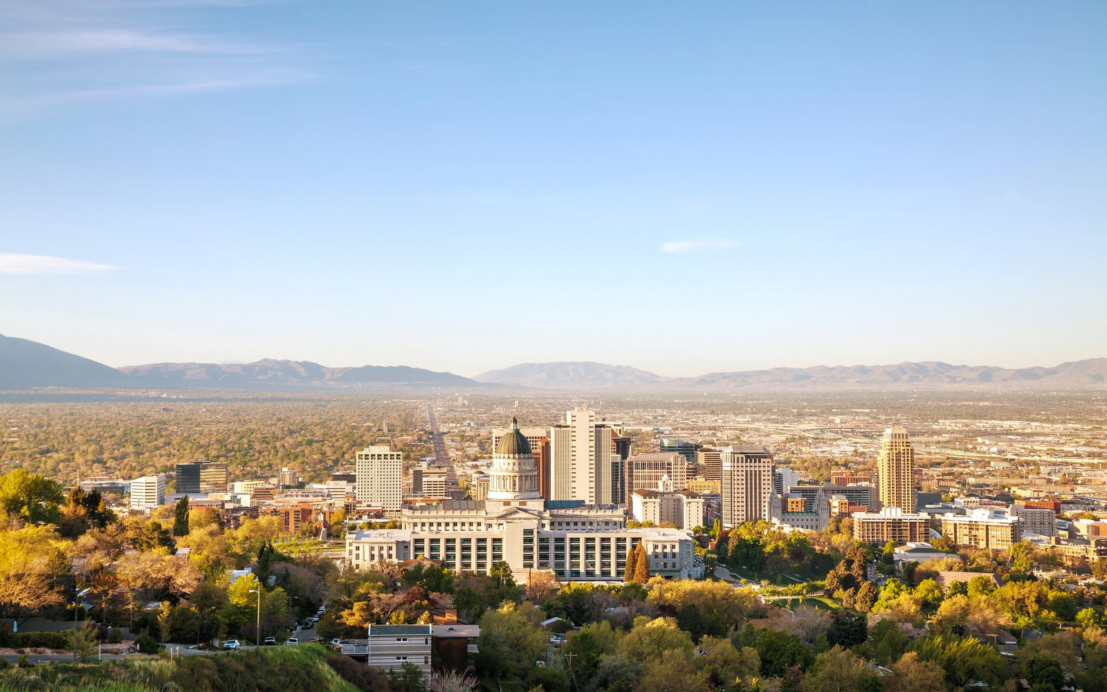 Salt Lake City Utah
