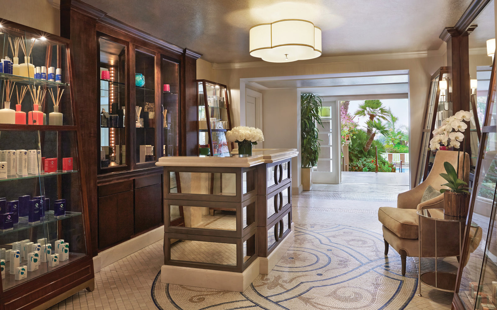 Margarita Scrub and Massage at Four Seasons Hotel Los Angeles