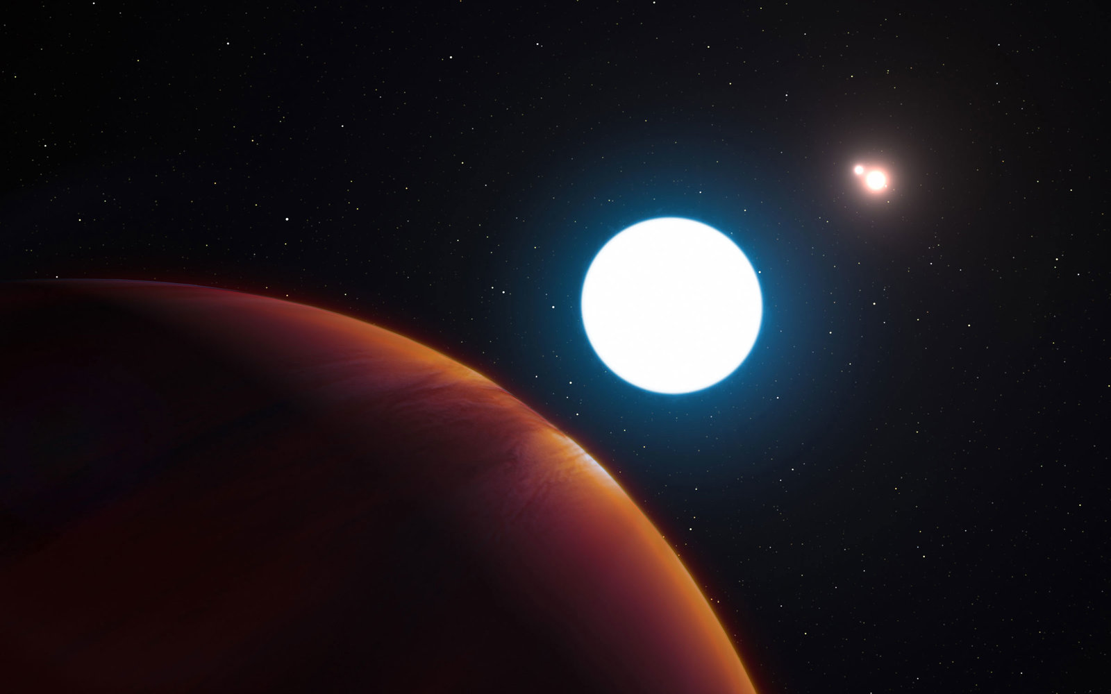 New Planet Discovered