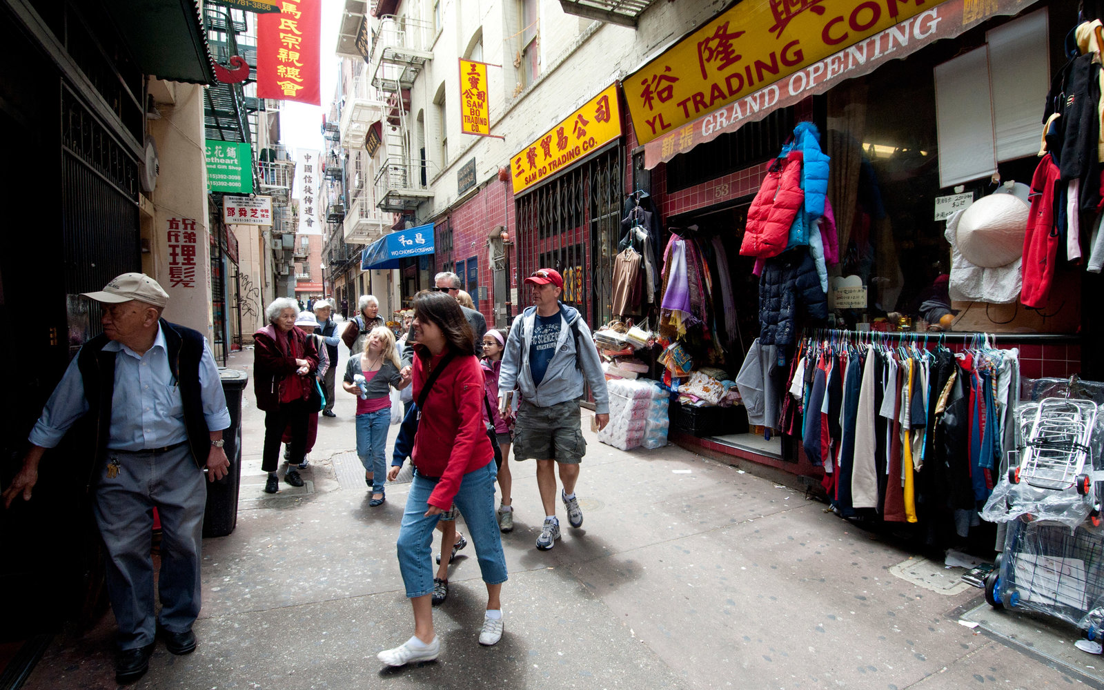 Ross Alley San Francisco