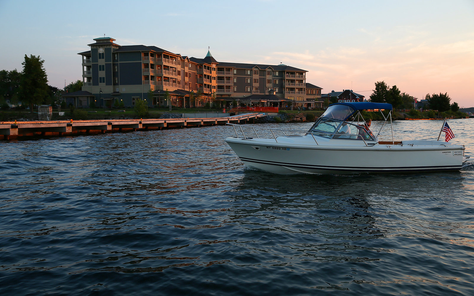 1000 Islands Harbor Hotel Wellness Getaways