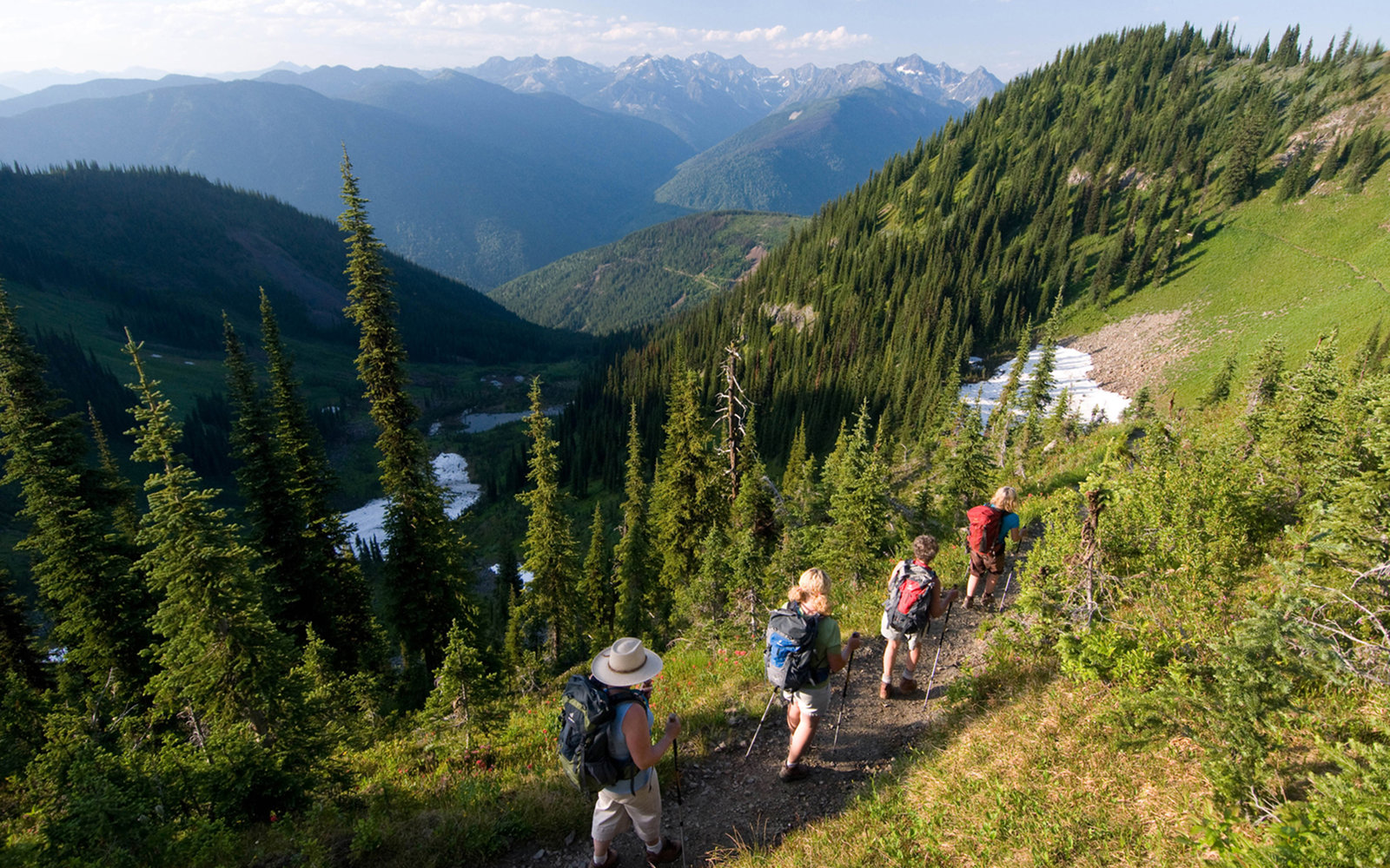 Mountain Trek Wellness Getaways