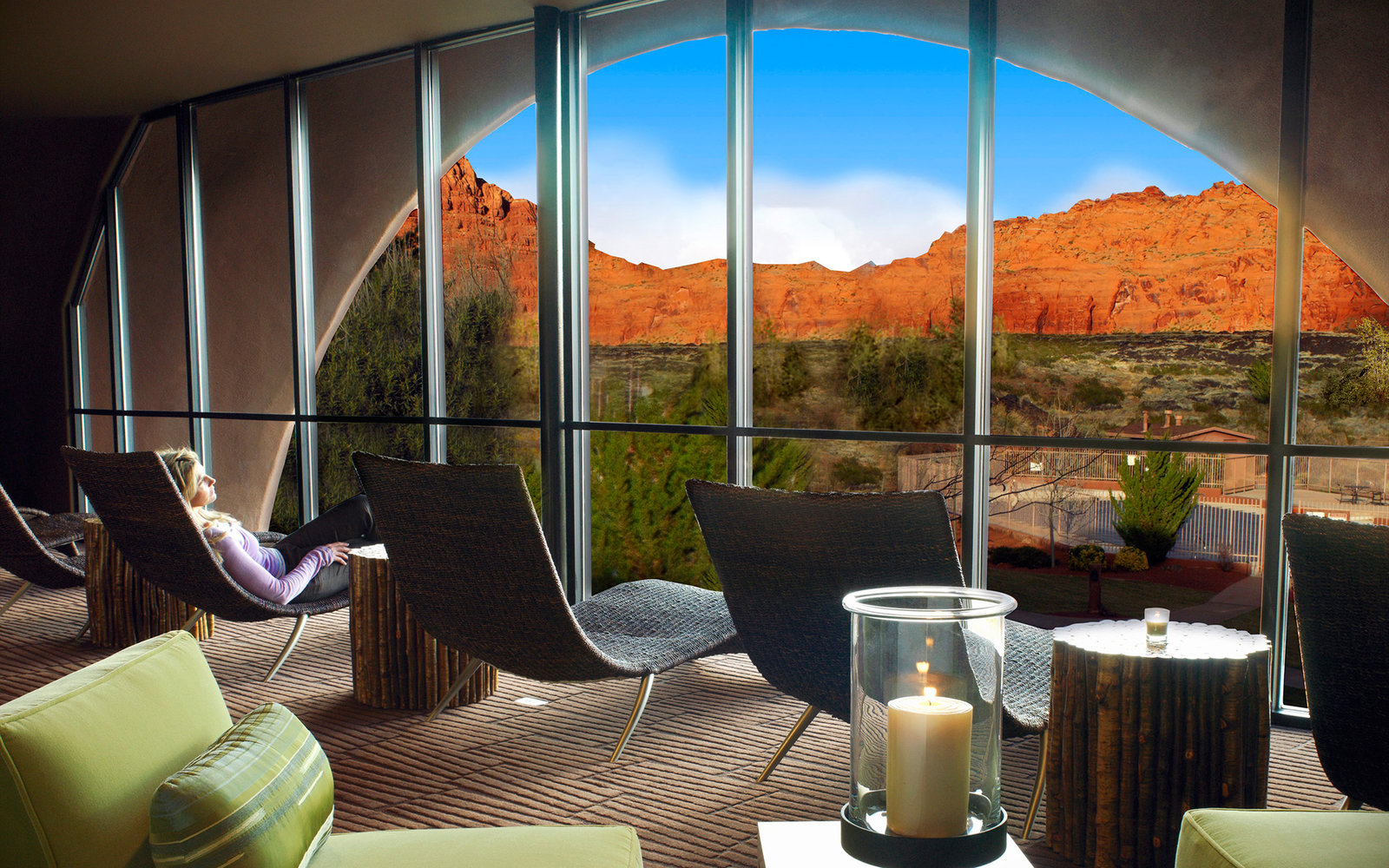 Red Mountain Resort Wellness Getaways
