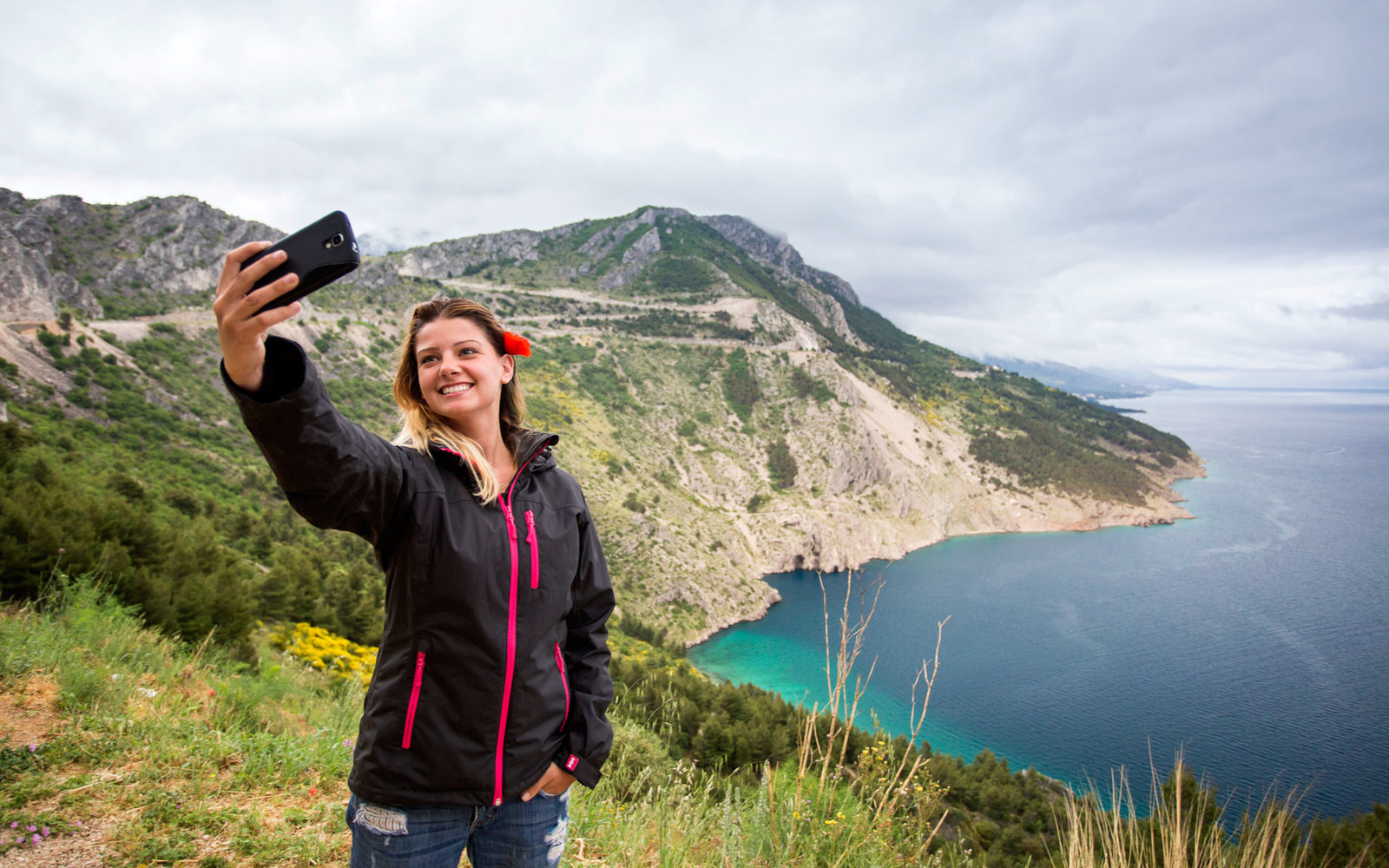 Croatia Tweets Anti Selfies