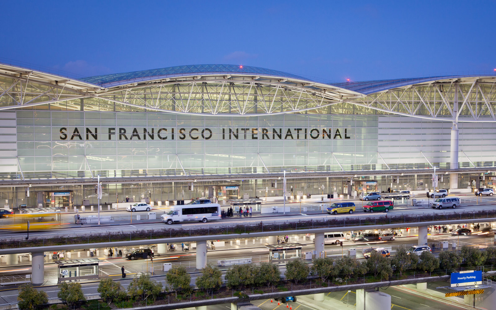 Fear of Flying clinics are held at San Francisco International Airport