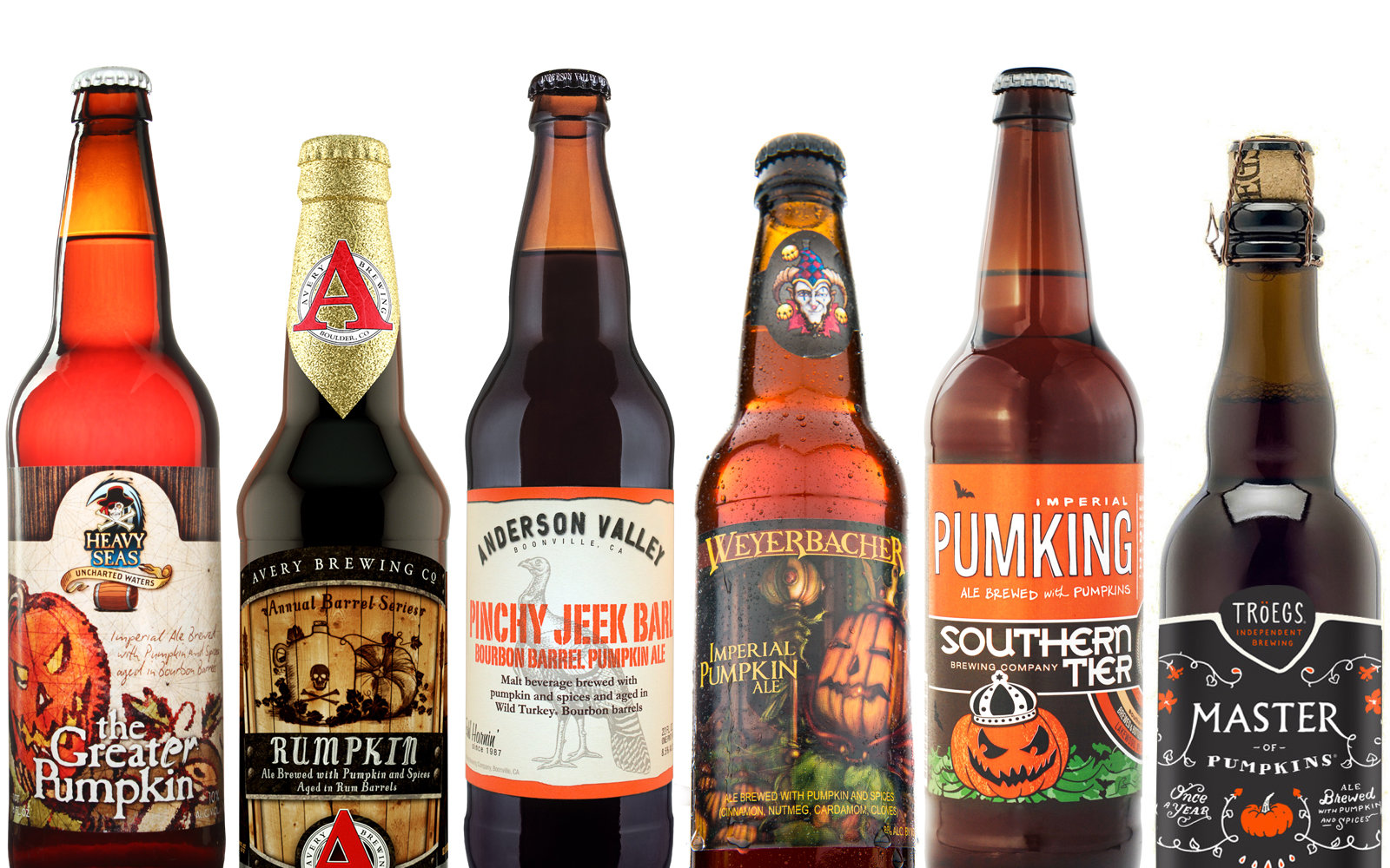 Best Pumpkin Beers