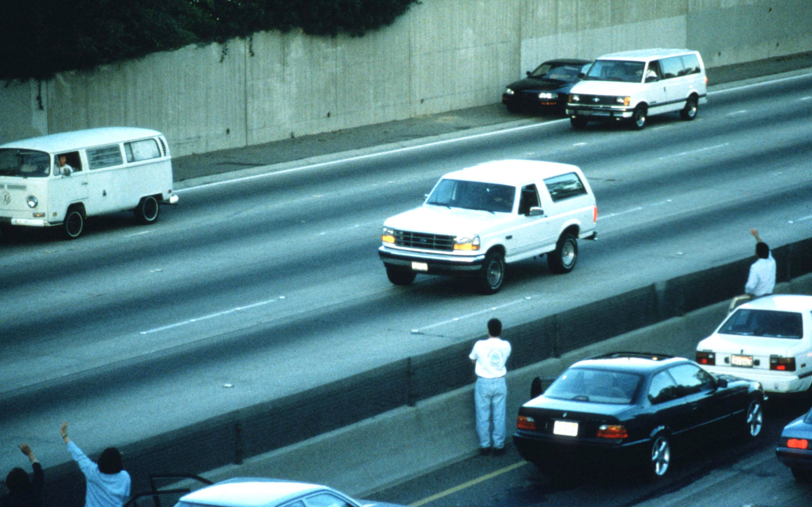 Crime Museum Acquires OJ's White Bronco