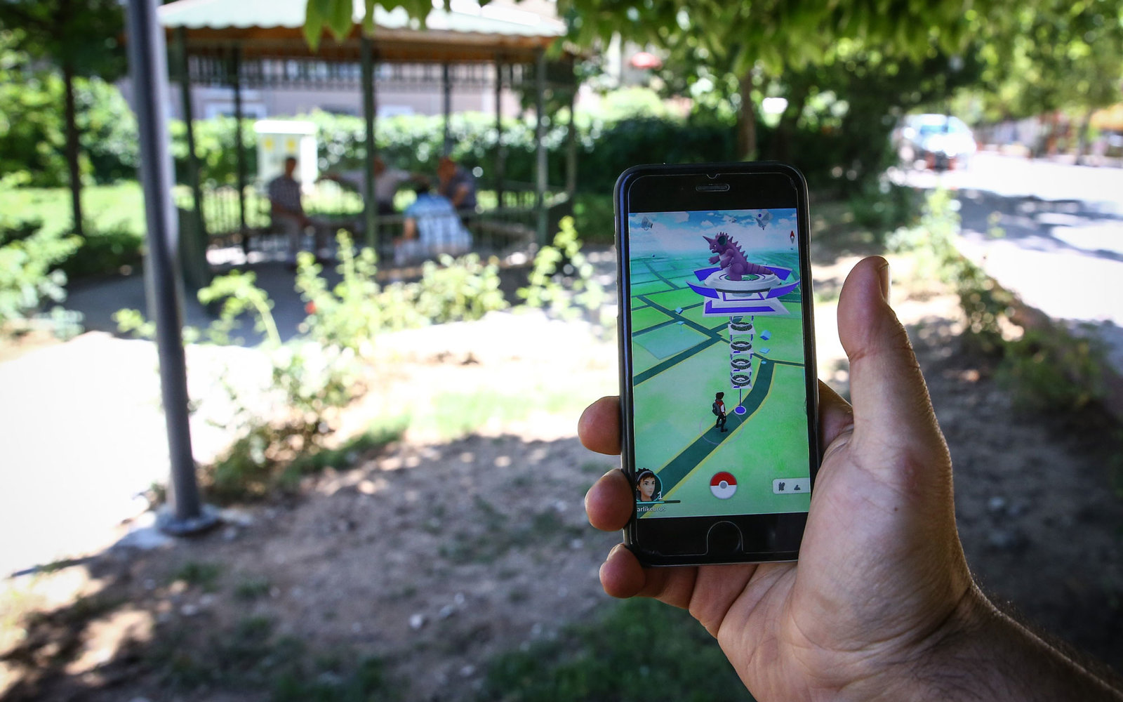 Man Quits Job to Travel Play Pokemon Go
