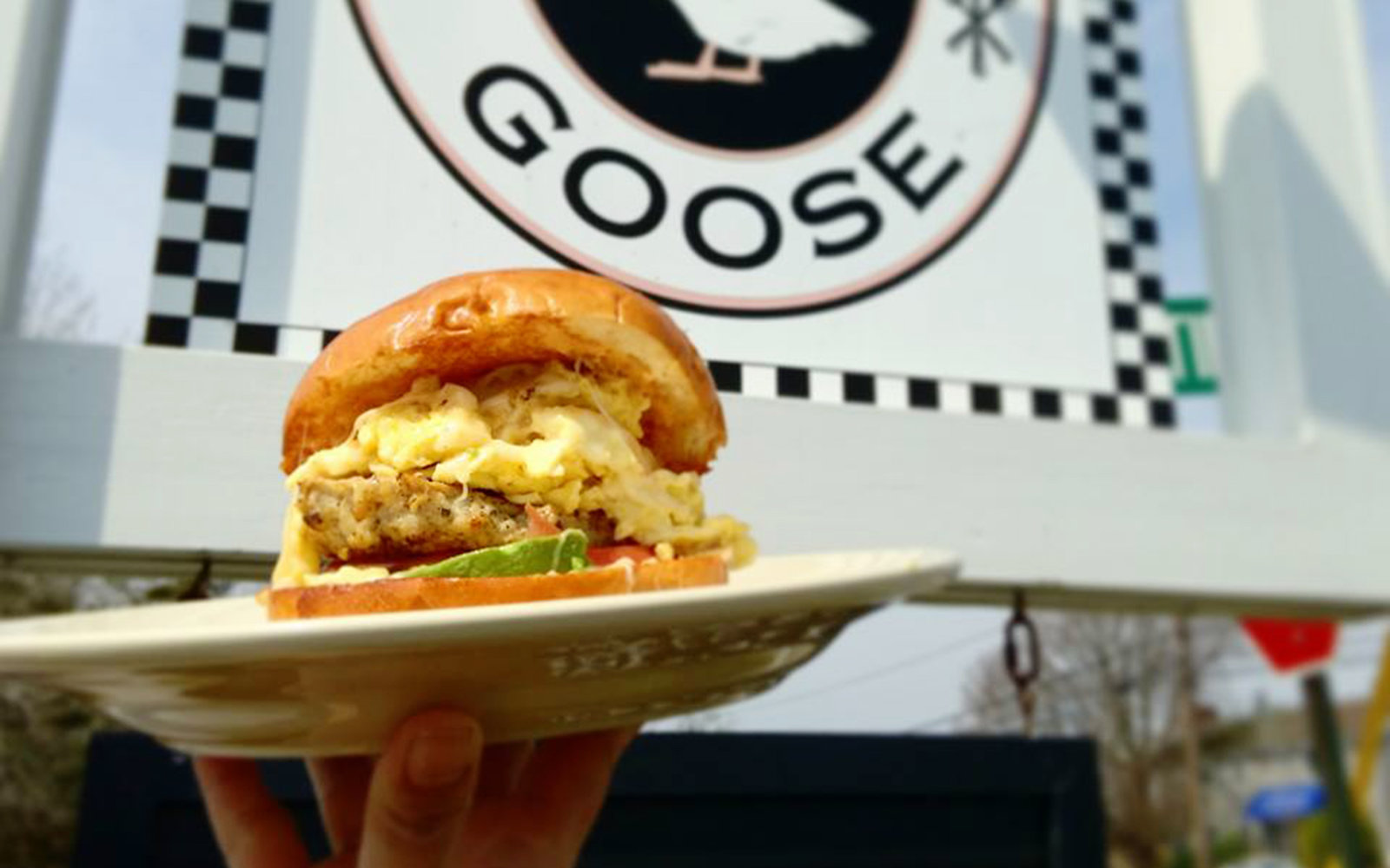 The Cooked Goose Restaurant in Rhode Island