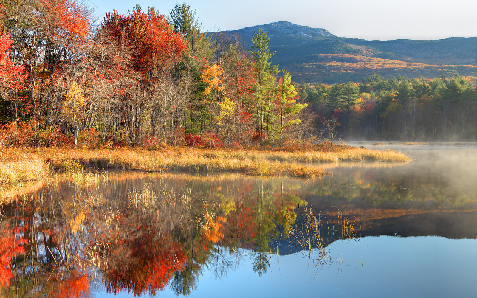 The Best Places To See Fall Foliage In New Hampshire Travel - 8 best places in the us to watch fall foliage