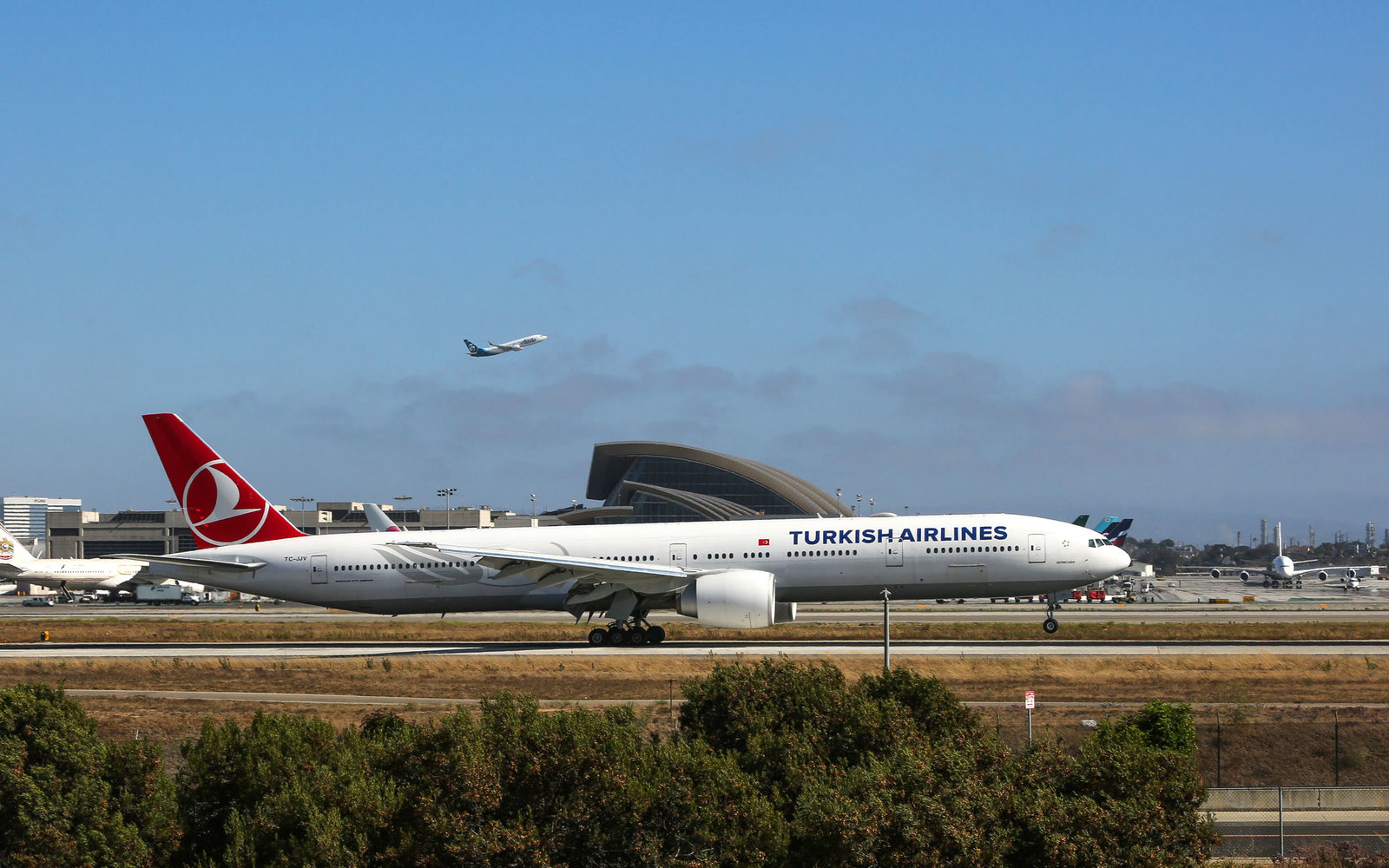 FAA Bans Turkish Airlines