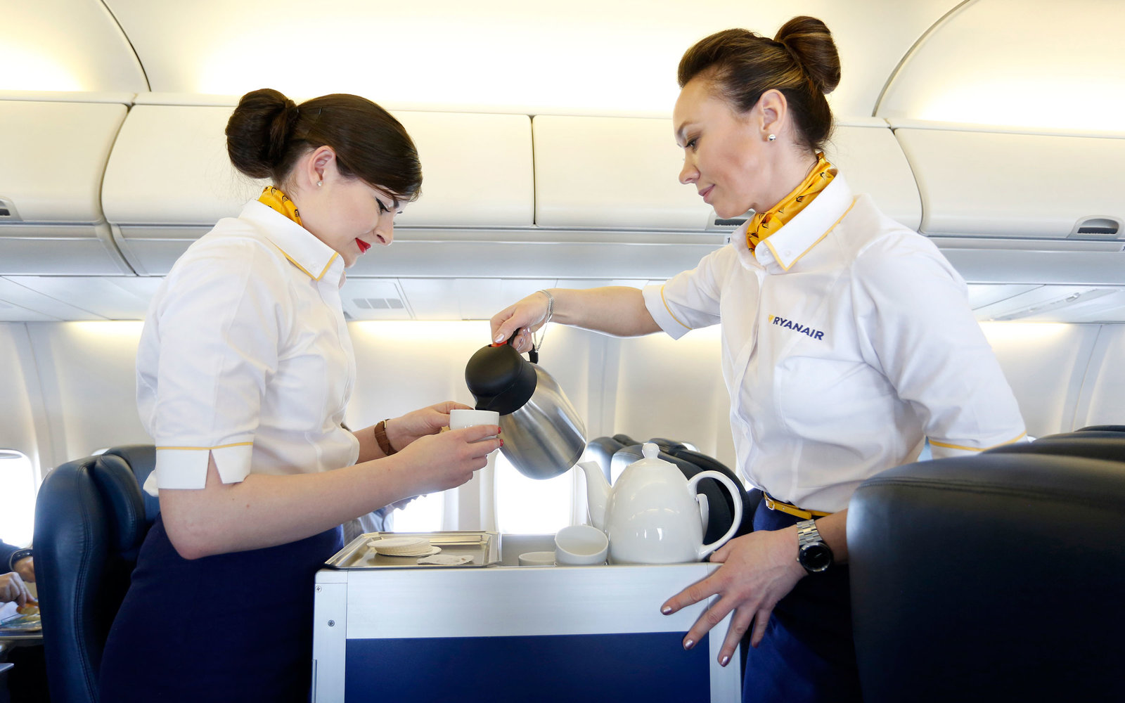 Coffee Makers Can Delay Flights