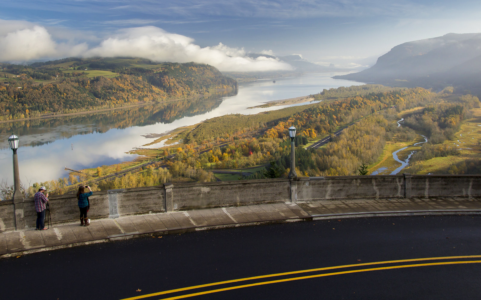 Americas Most Iconic Drives Travel Leisure - Canadas 10 most scenic road trips