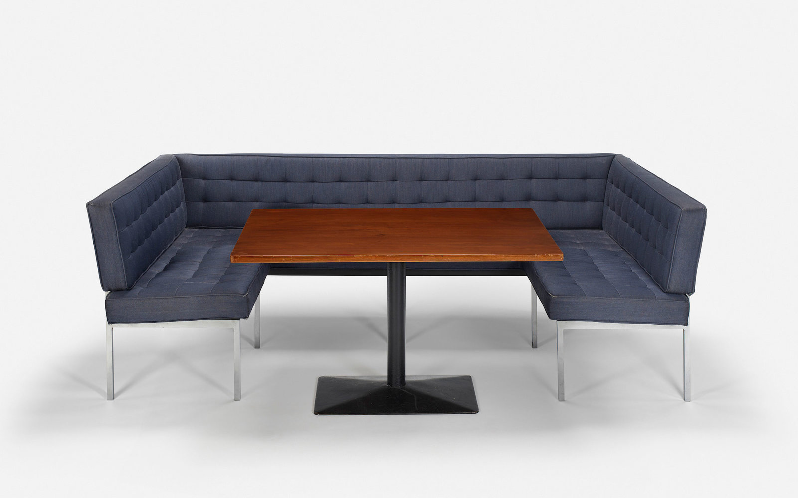 Three-Sided Banquette
