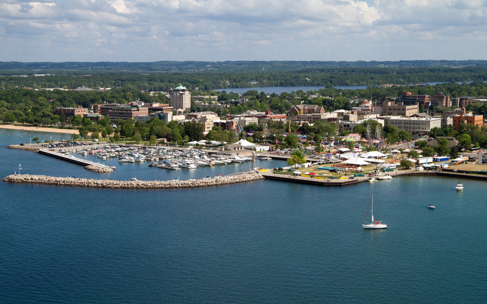 No. 5: Traverse City,  MI