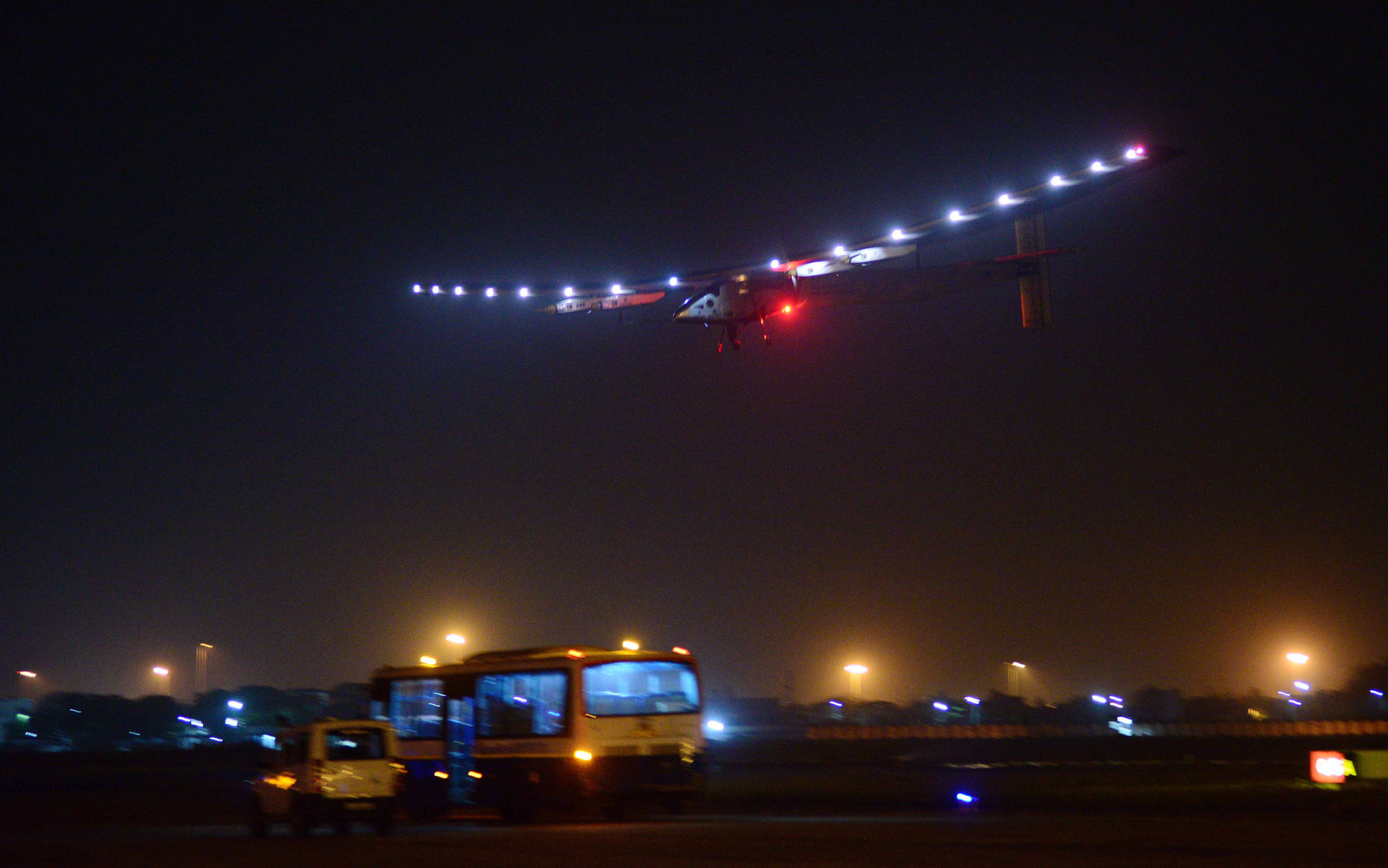 Solar Impulse Circumnavigates the World