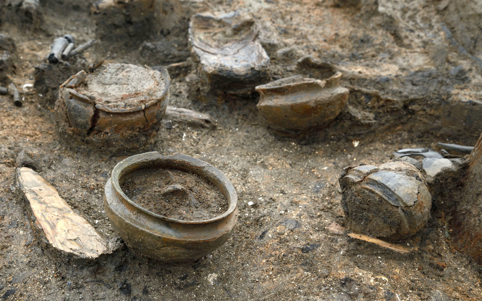 3 000 Year Old Village In Britain Sheds Light On The