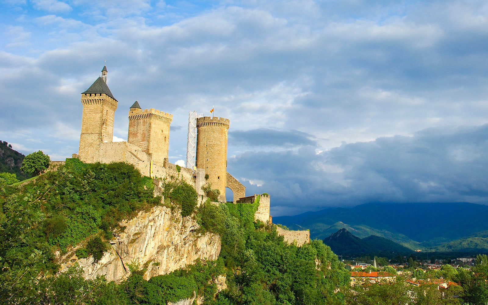 Chateau de Foix,  France