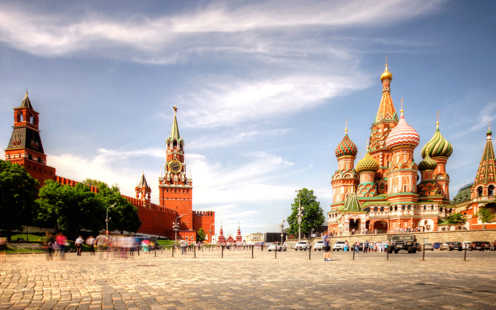 Moscow is getting inspired by Pokémon Go   Travel + Leisure