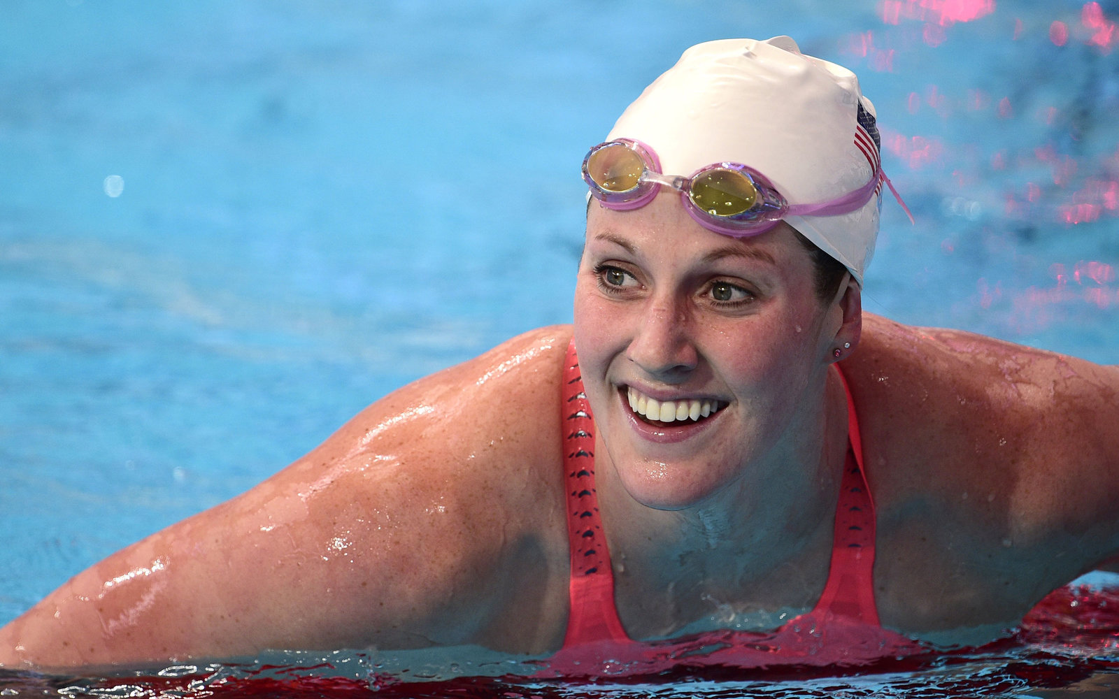 Missy Franklin's Rio Reading List