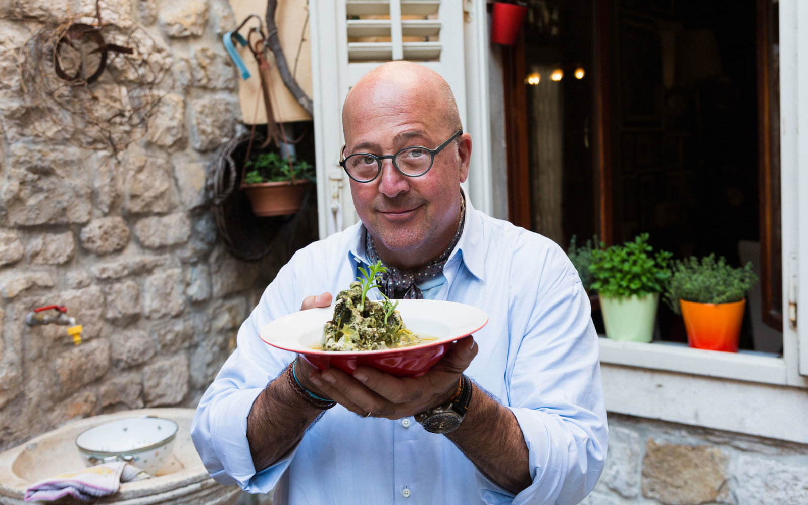 Andrew Zimmern's Favorite Places to Eat in Rio