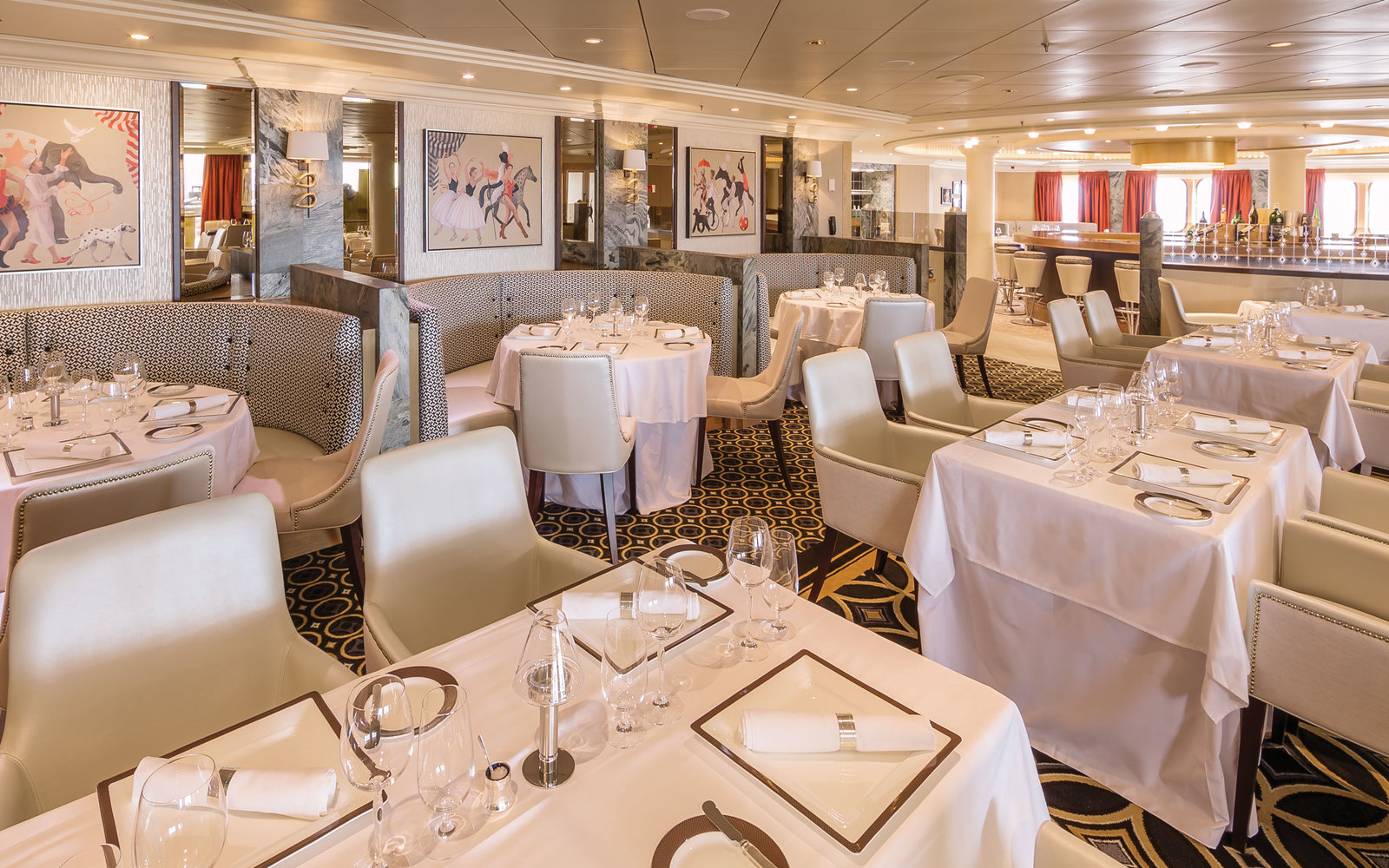 Inside the New Queen Mary 2 | Travel + Leisure