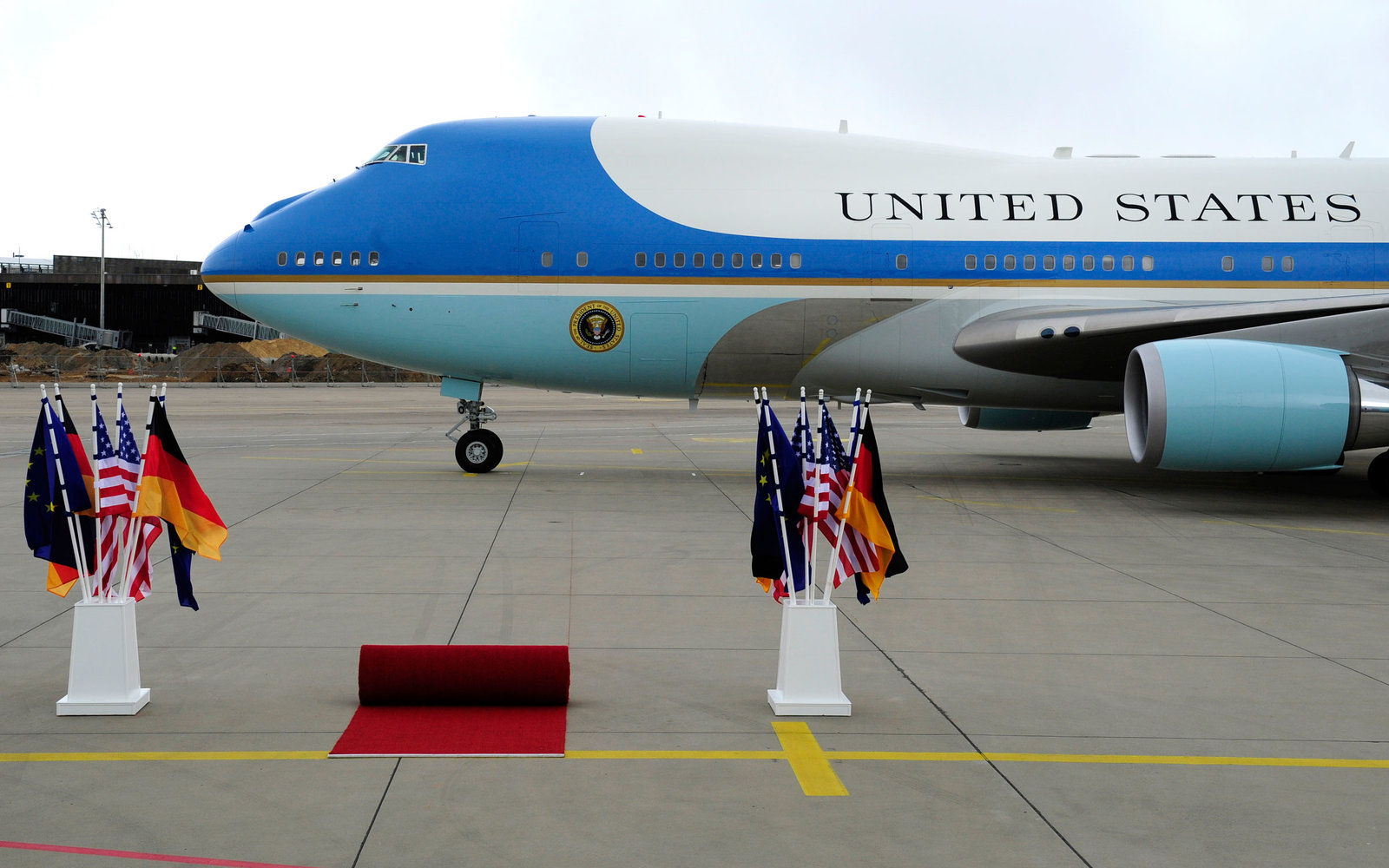 Air Force One Wi-Fi