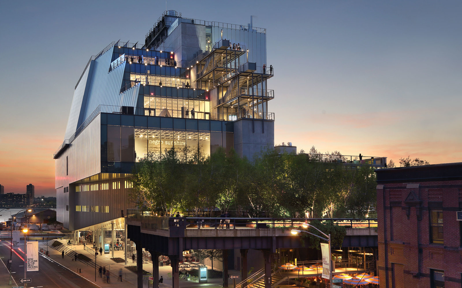 The best museums for modern art in america travel leisure for Best museums in america