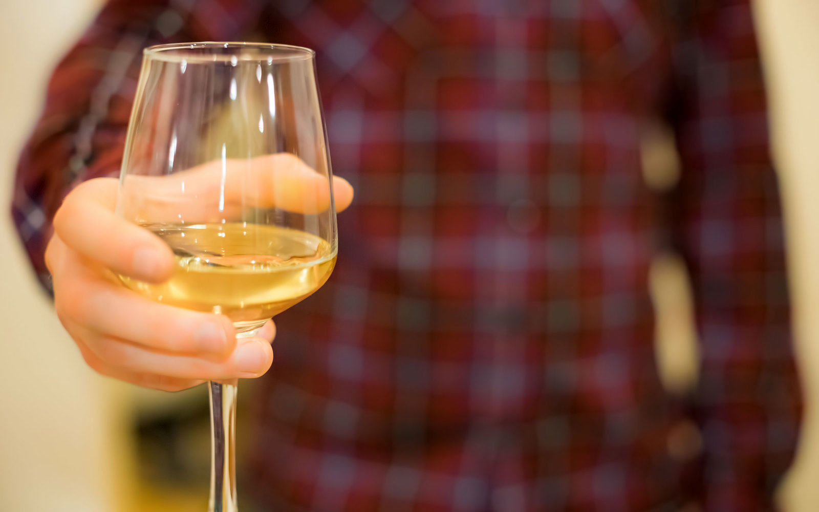 Are You Holding Your Wine Glass the Wrong Way?