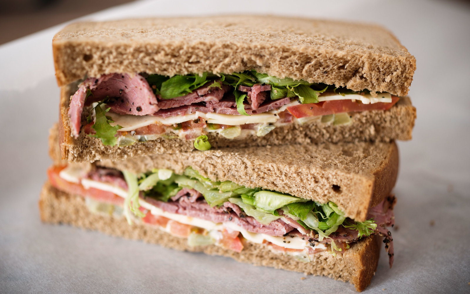 Sandwiches May Be Ruining Your Health