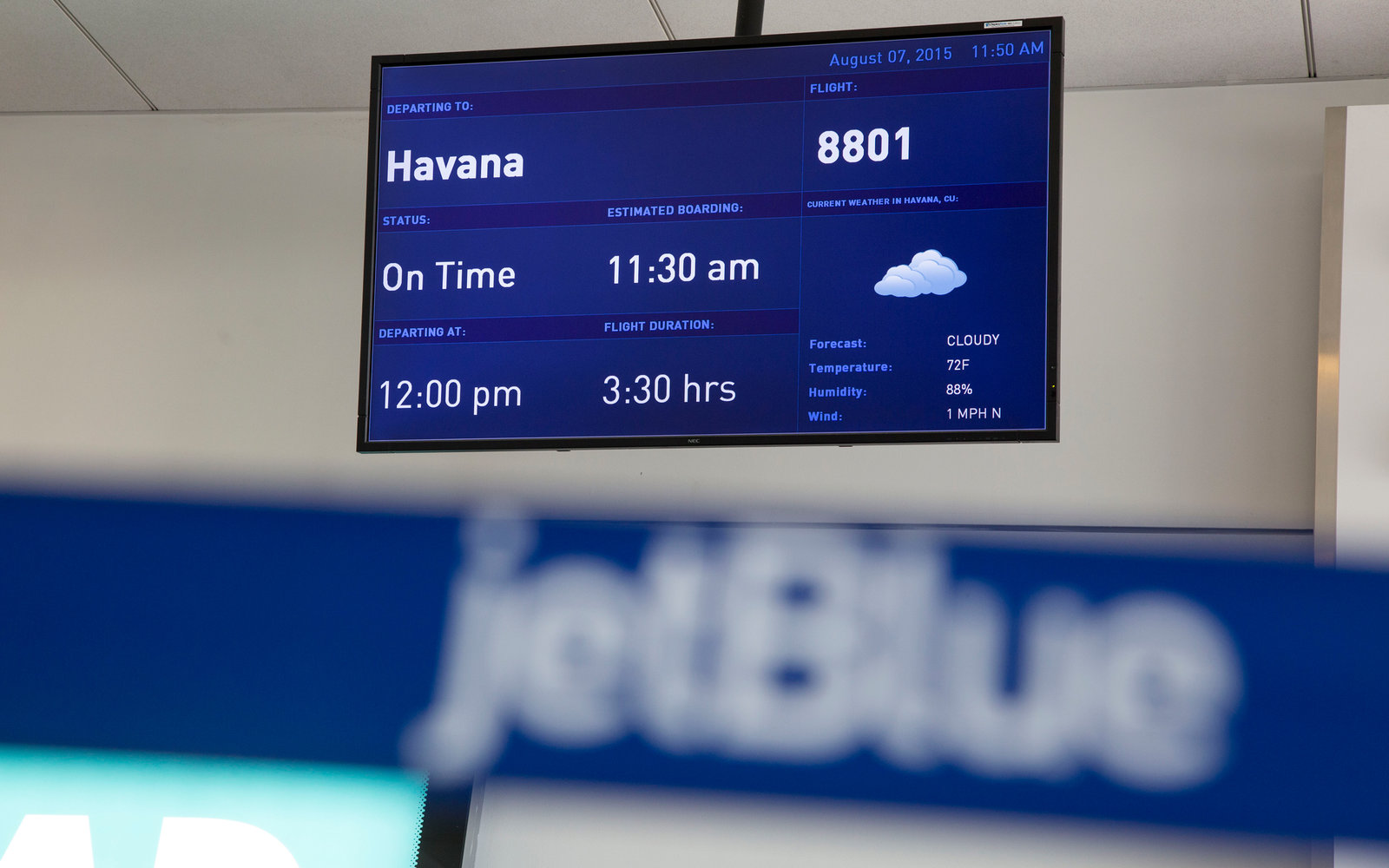 Jetblue Will Fly To Cuba First For 99 Travel Leisure