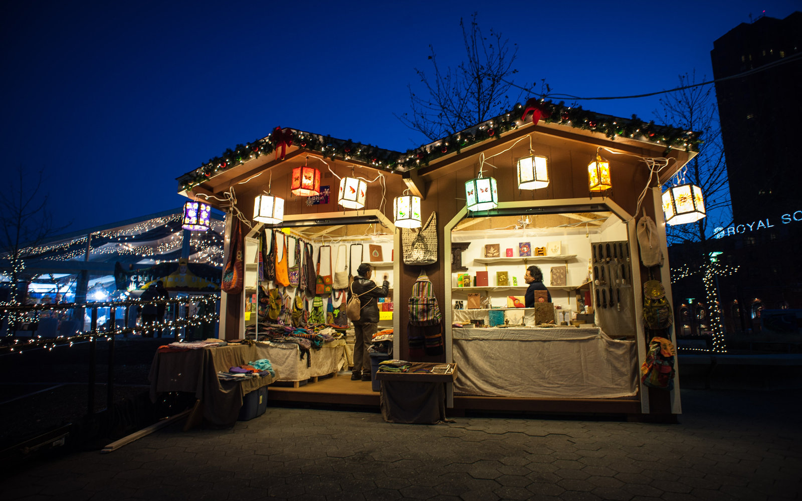 The Best Baltimore Christmas Markets   Travel + Leisure