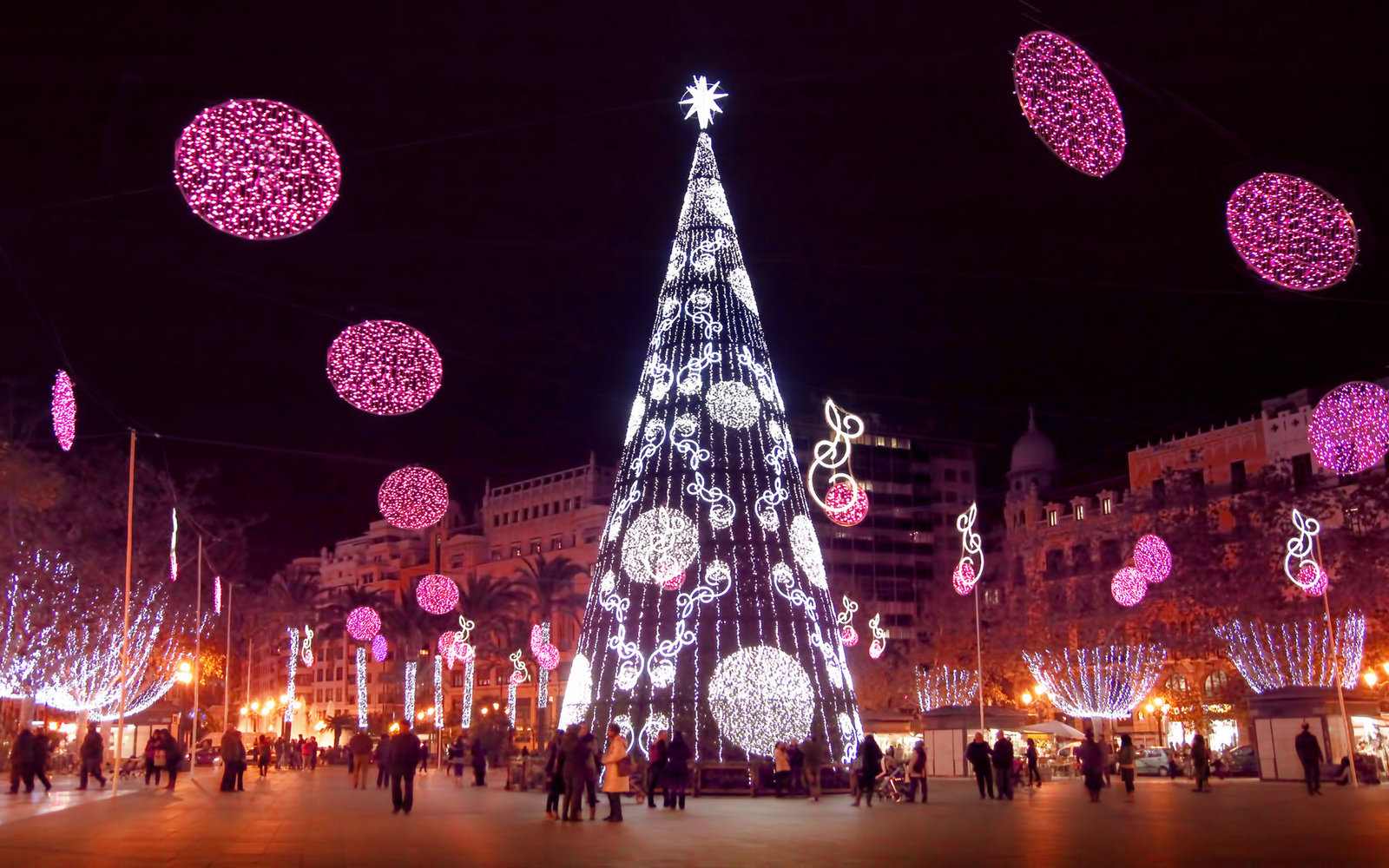 Where To Spend Christmas In Spain Travel Leisure