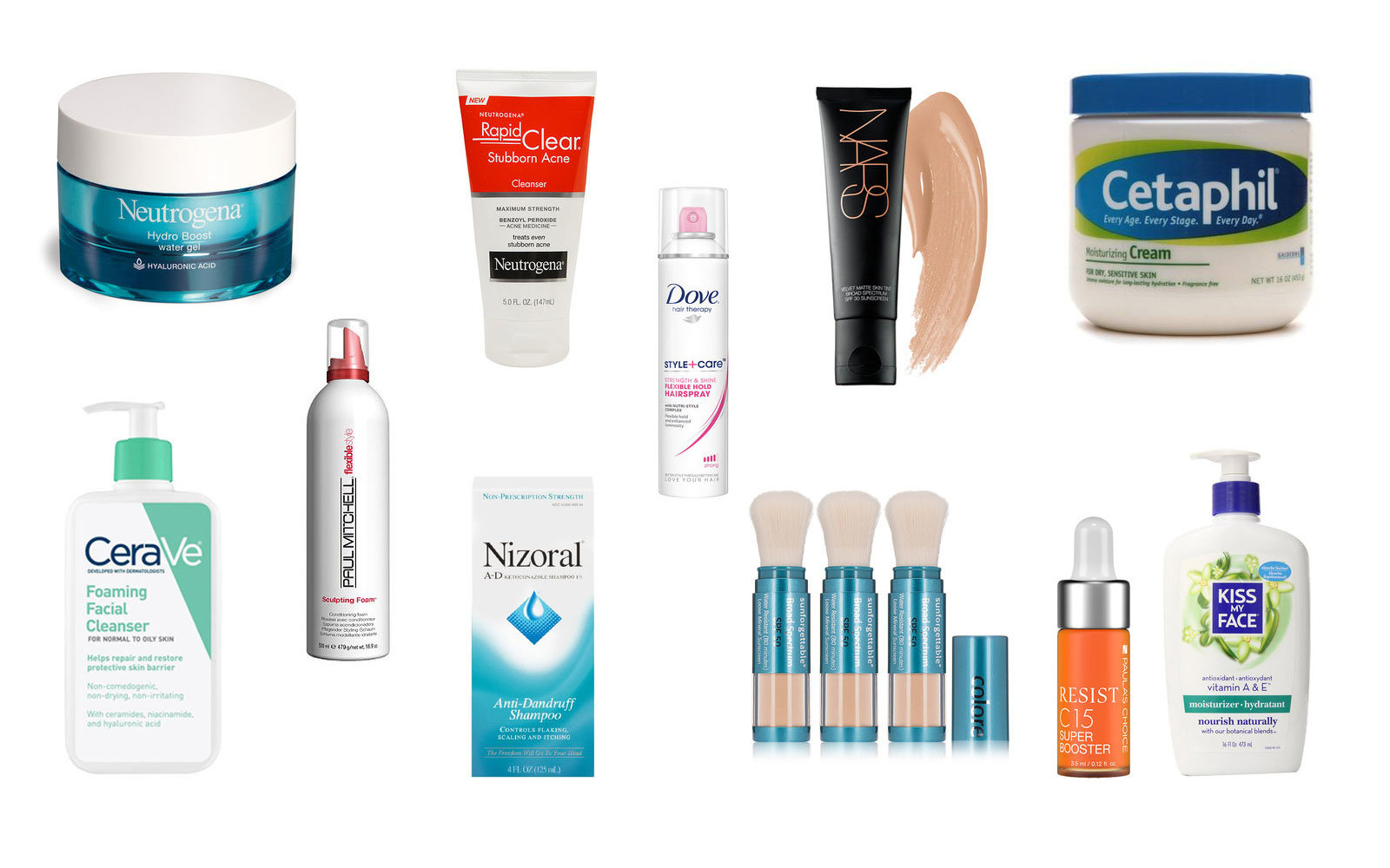 Your Biggest Summer Beauty Problems—Solved