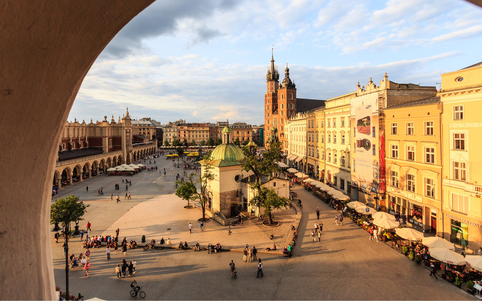 Main Square, Krakow, Poland