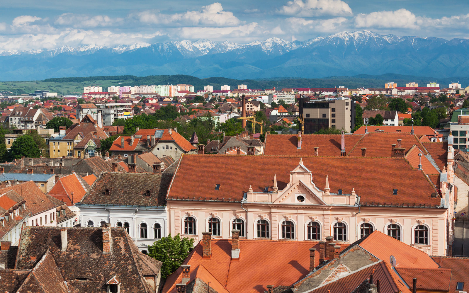 One Week in Sibiu,  Romania