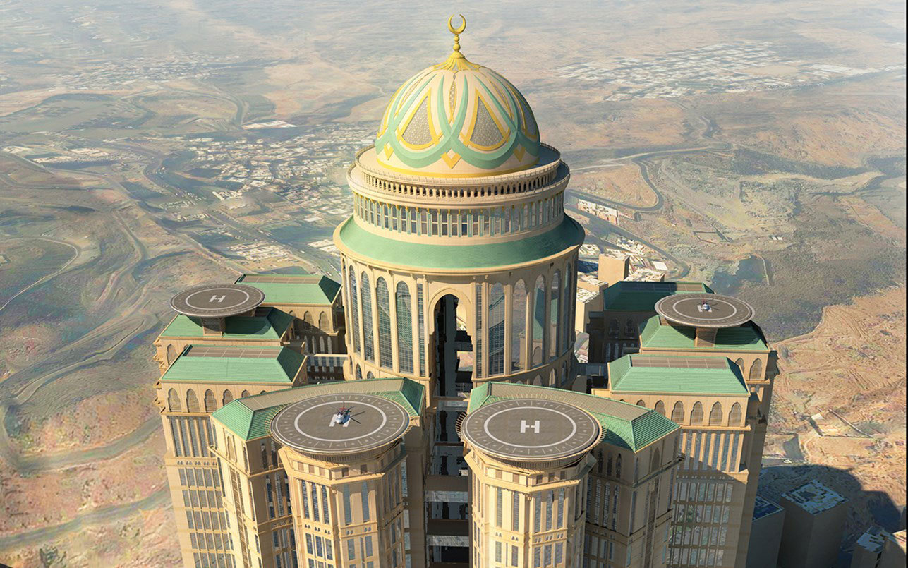 The Worlds Largest Hotel Will Take Luxury To A New Level