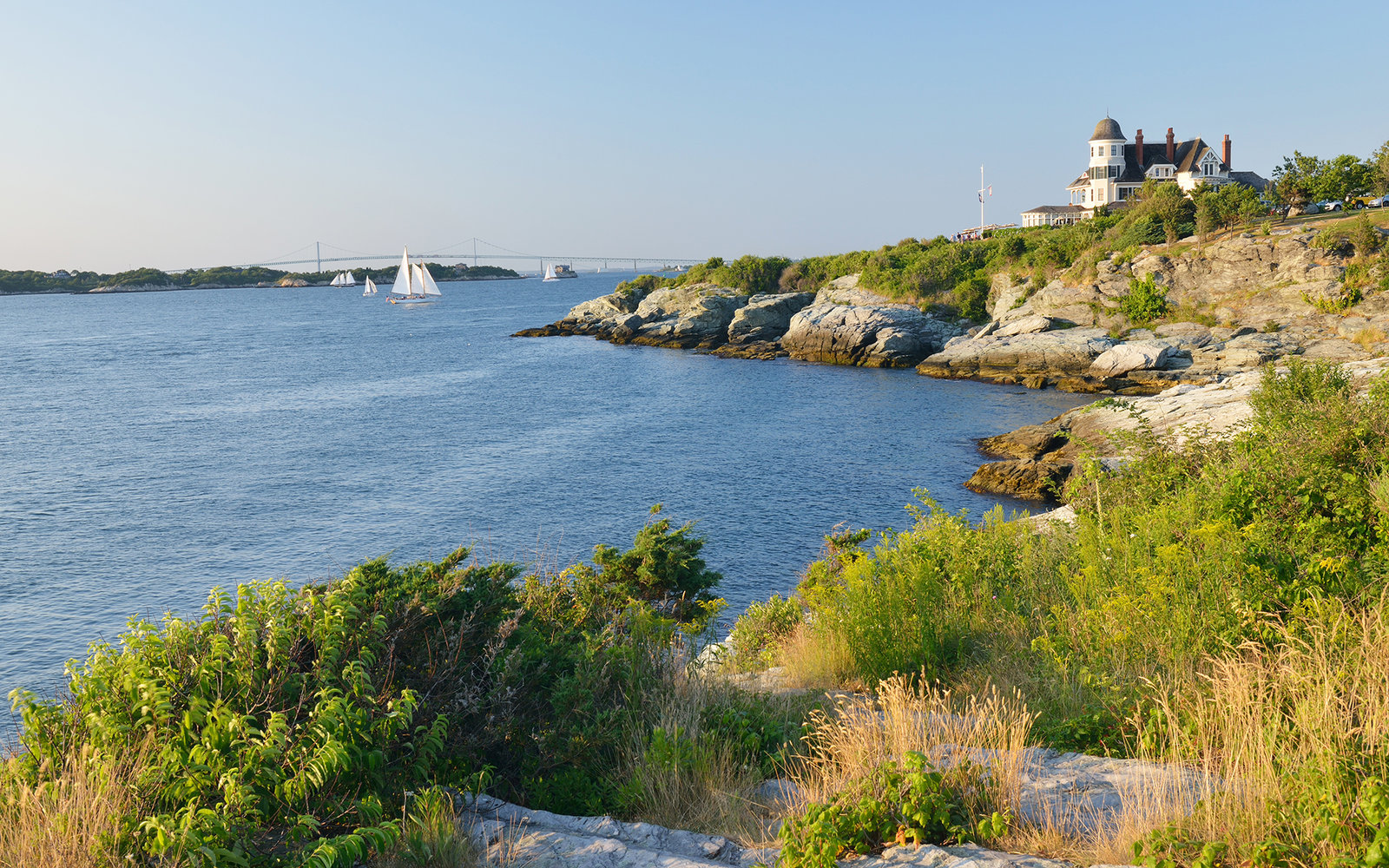 Rhode Island Travel Guide Vacation Trip Ideas Travel
