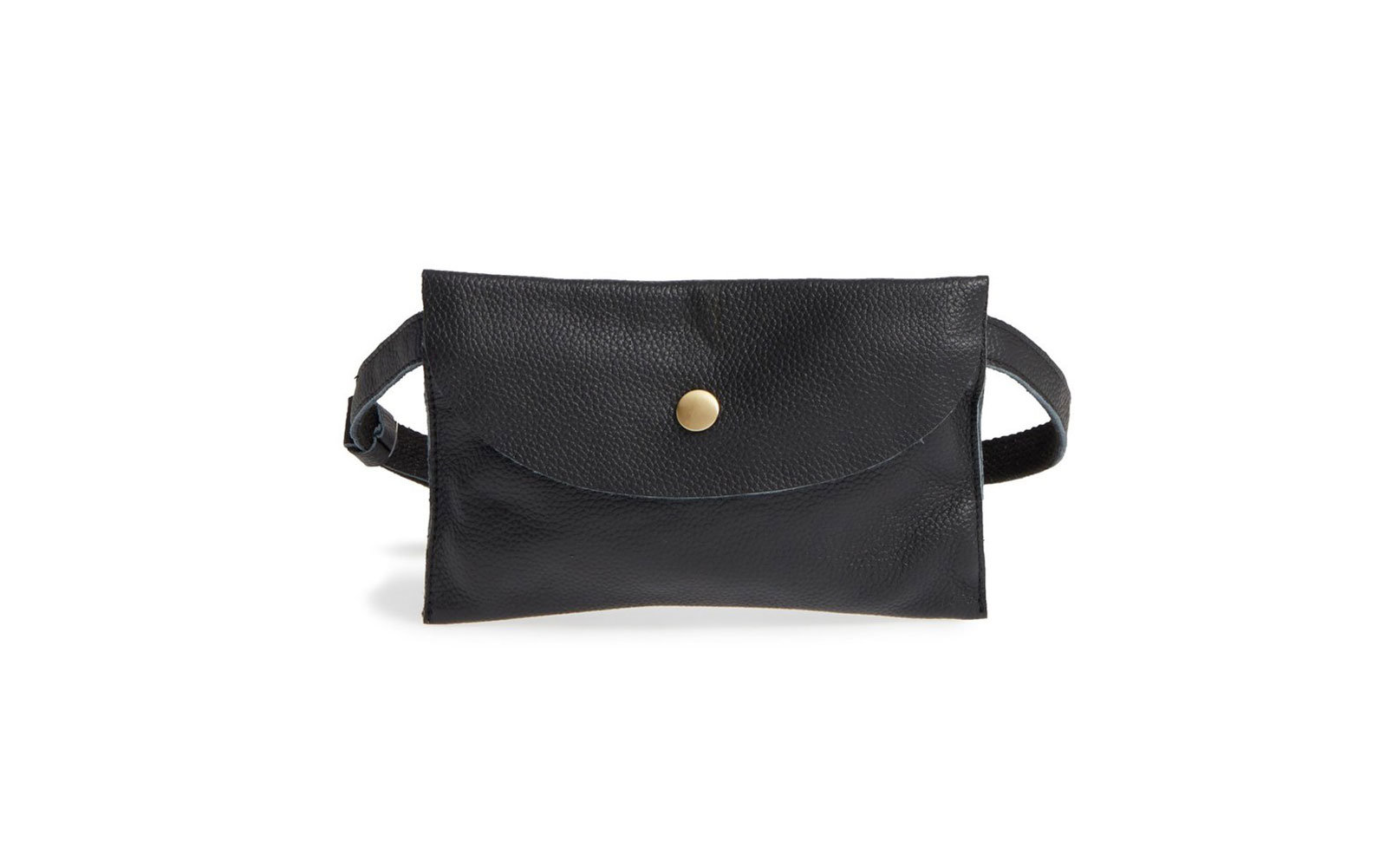 Nu-G Leather Belt Bag