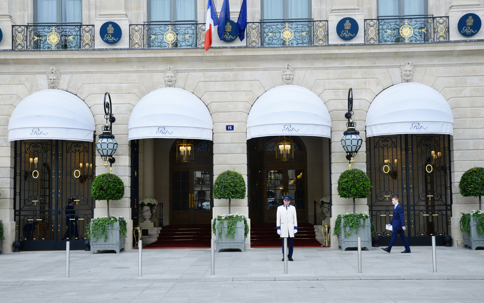 The New Ritz Paris
